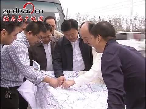陈星就金顶山旅游景区开放及中心城区规划调研