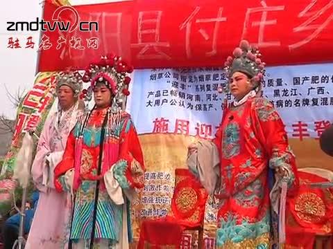 草根剧团唱红乡间