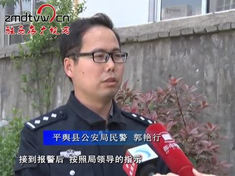 平舆警方成功侦破一起系列持枪抢劫案
