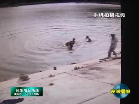 勇救落水中学生的好青年龚旭