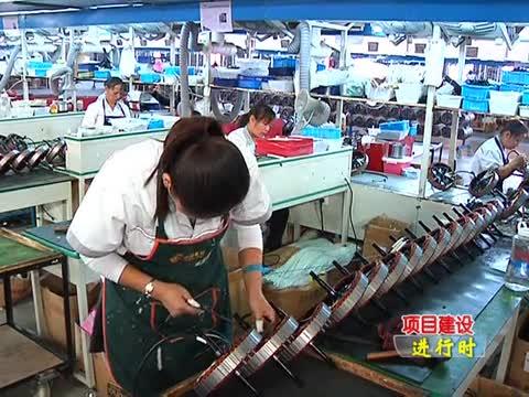汝南:加快项目履约步伐 增强经济发展后劲