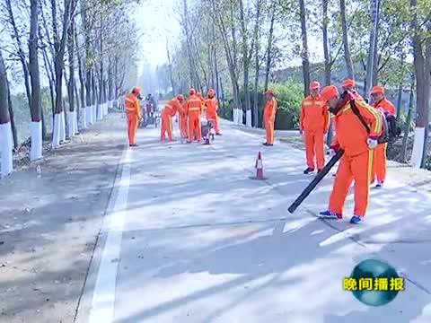 驿城区举办农村公路养护工职业技能竞赛