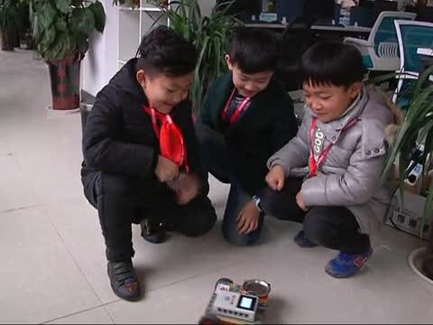 平舆县对三位小创客取得比赛好成绩