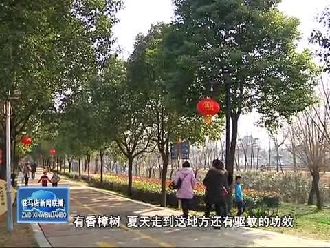 创建国家森林城市让市民享受绿色生活