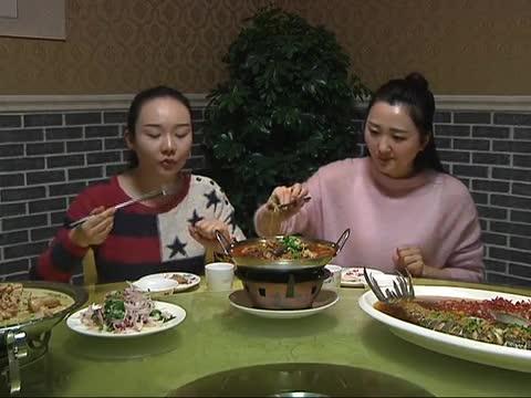 食客行动《老信阳土菜园》