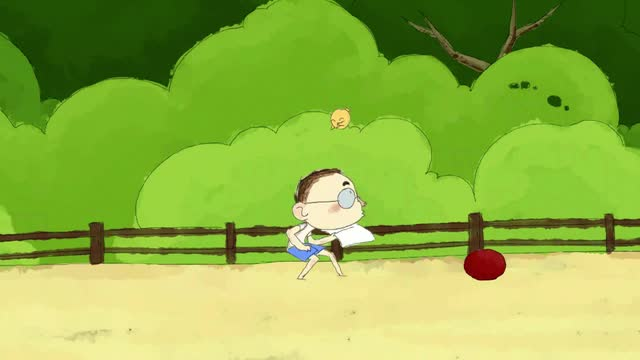中国人口宣传教育网科普动漫《要学好更要健康》