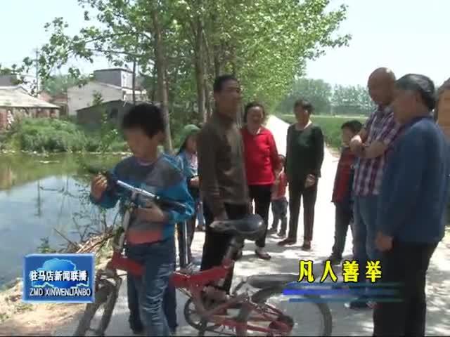 年近7旬老人勇救落水少年受称赞