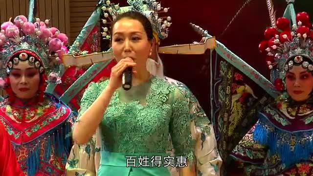 """2017年驻马店市""""百姓直通车""""优秀节目展演(二)"""