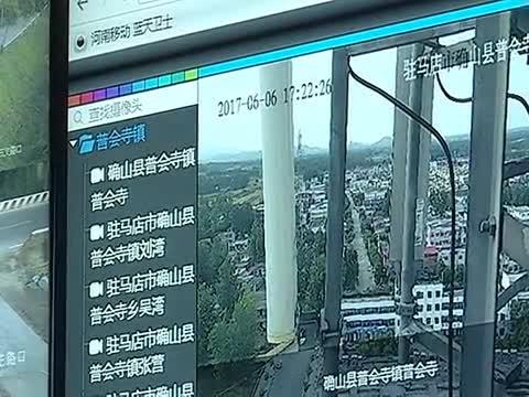"""我市秸秆禁烧用上""""千里眼"""""""