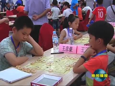 全国业余棋王赛驻马店分站开赛