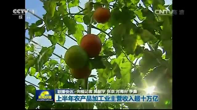 第二十届农产品加工贸易洽谈会新闻