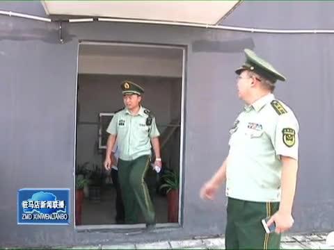 开发区:消防大队联合多部门 开展高层建筑安全综合治理检查