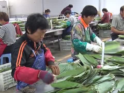 遂平:小小粽叶帮助农户脱贫致富