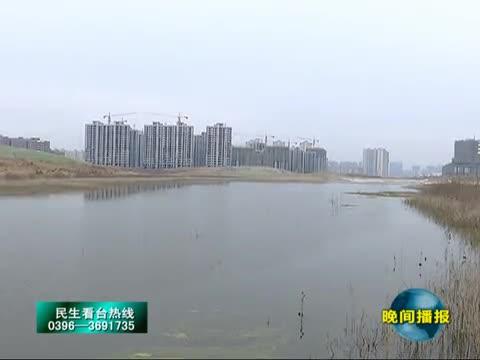 小清河文化休闲商住区初具雏形