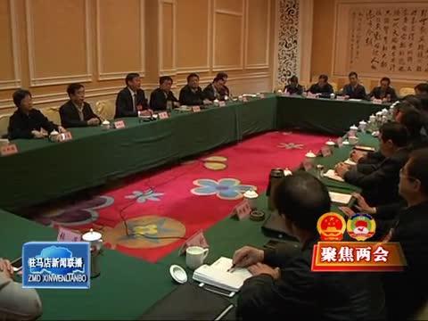 市政协四届十次主席会议召开