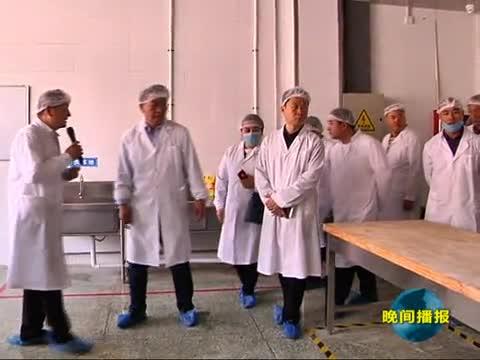"""濮阳市餐饮行业协会到驻马店""""天中厨房""""观摩交流"""