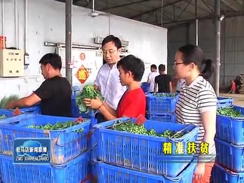 驿城区水屯镇:产业带动助力脱贫攻坚
