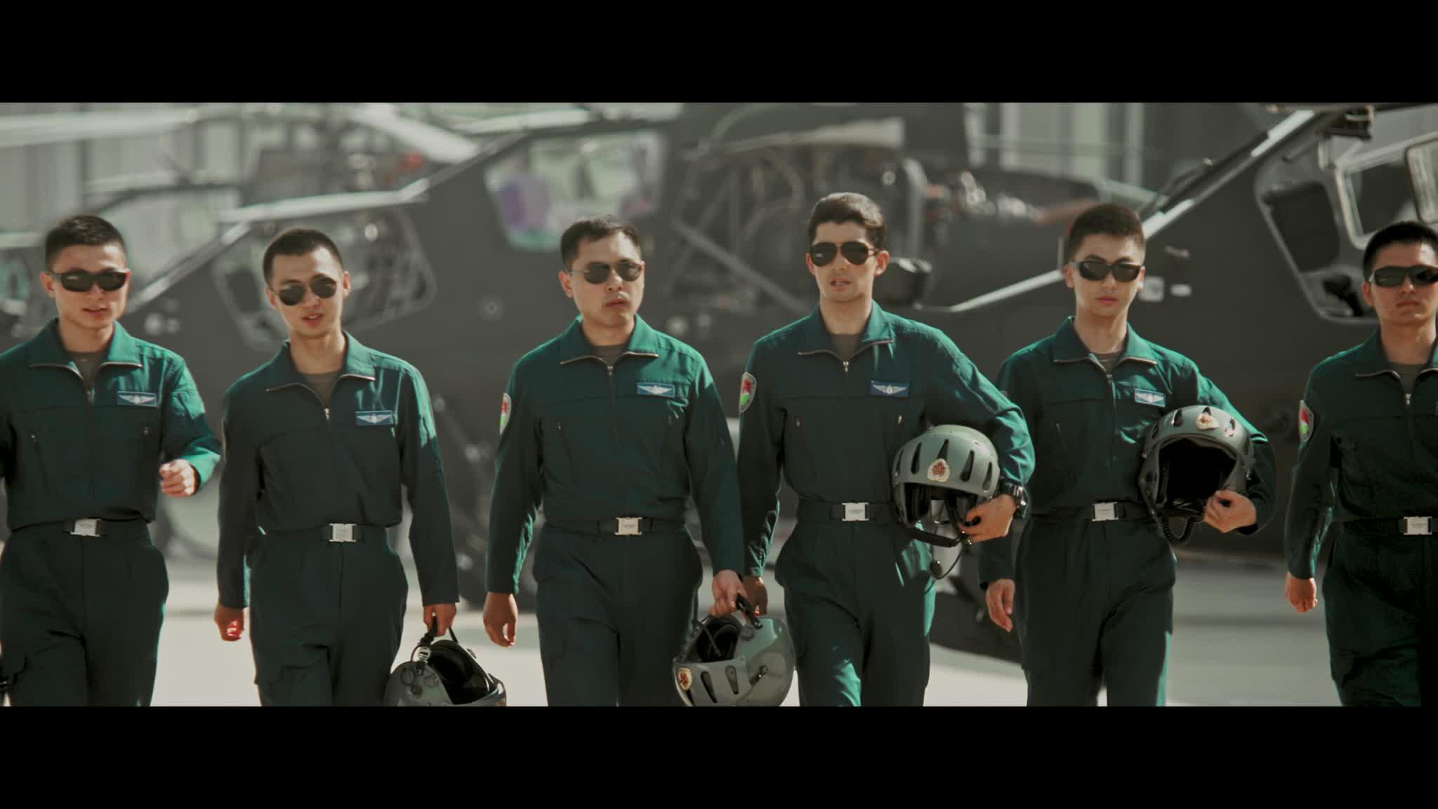 军委国防动员部征兵宣传片微电影版