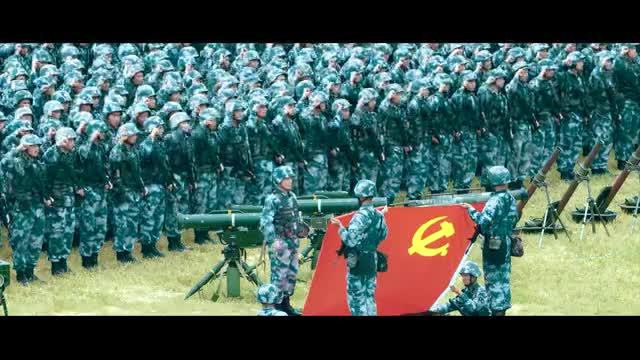军委国防动员部征兵宣传片微综合版