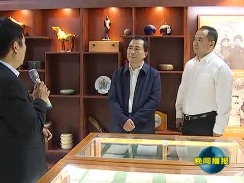 戚存杰到经济开发区调研关王庙特色文化项目建设进展情况