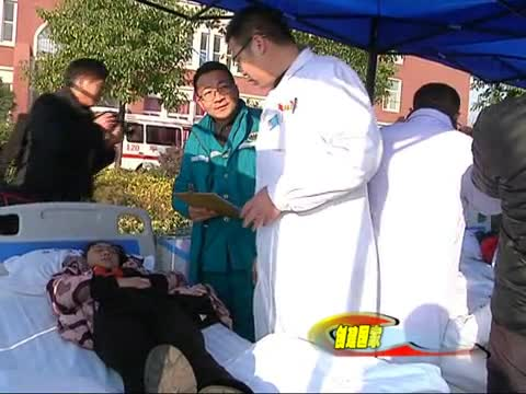 西平县举行2018年食品安全突发事件应急演练