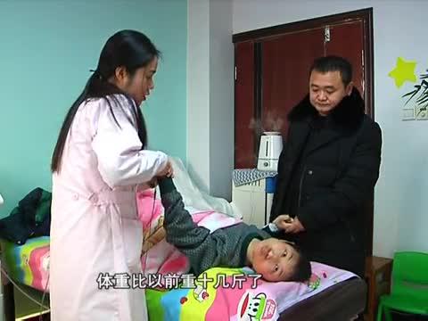 杨建锋 170余名孤残儿童心目中的好爸爸