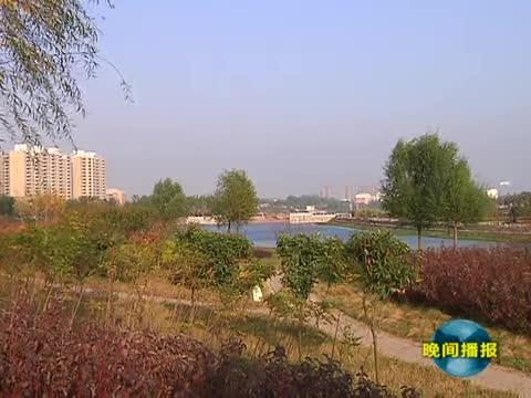 驿城区将加大练江湖绿化建设倾心打造亮点工程