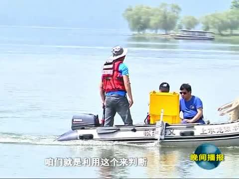 驻马店市蛟龙水上义务搜救队开展业务培训