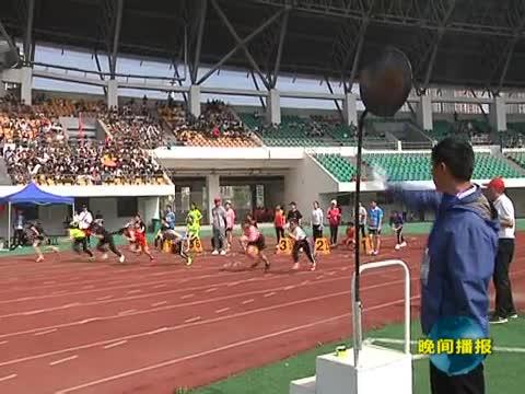黄淮学院第十五届运动会开幕