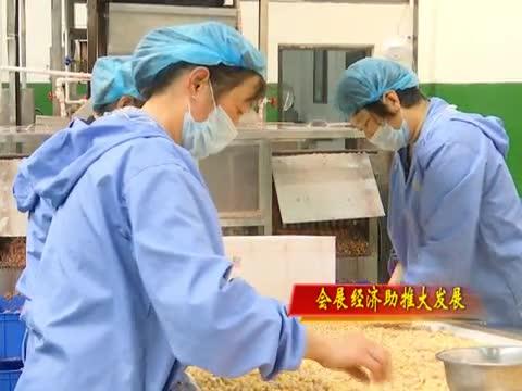驻马店借力农产品加工业会展经济助推大发展