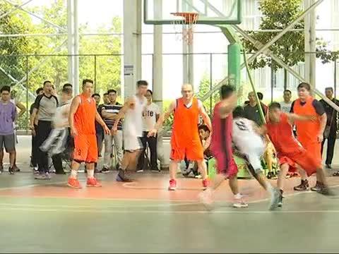 市三運會縣區組籃球比賽舉行決賽