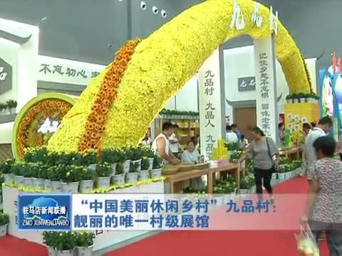 中国美丽休闲乡村九品村 靓丽的唯一村级展馆