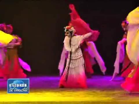 舞蹈《盛世芬芳》入選省第二屆老年春晚