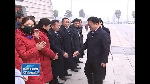 陈星到市中心城区慰问调研