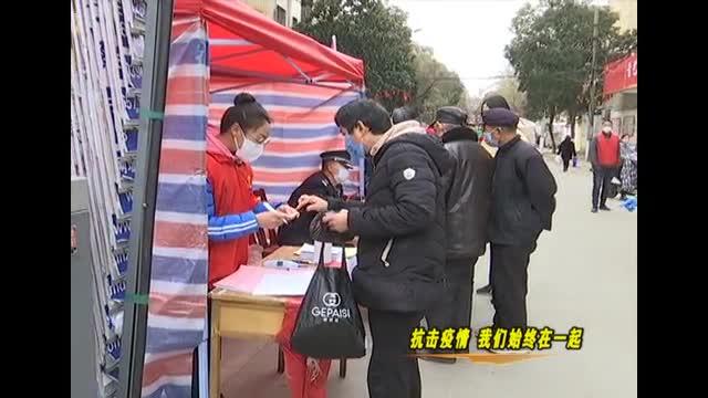 青年党员志愿者抗疫中挑大梁