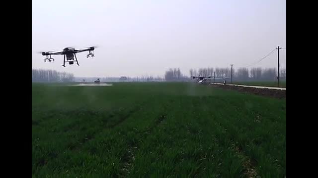 防疫农时两不误 农机具高科技保障春耕生产