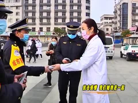 市第二中医院免费熬制中药送给防控一线人员