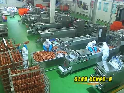 賀振華調研高新區企業復工復產情況