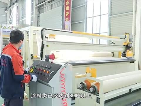 平舆县企业生产提速赶进度