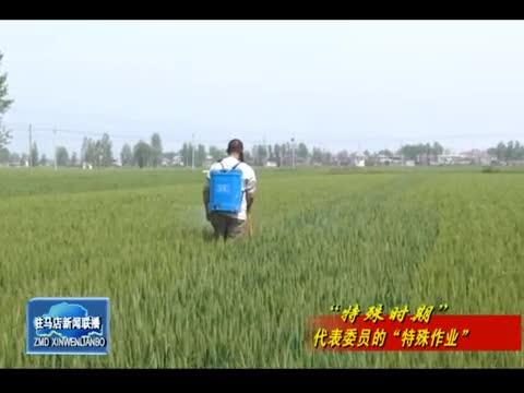 黎文昌:为疫情防控和春耕生产贡献力量