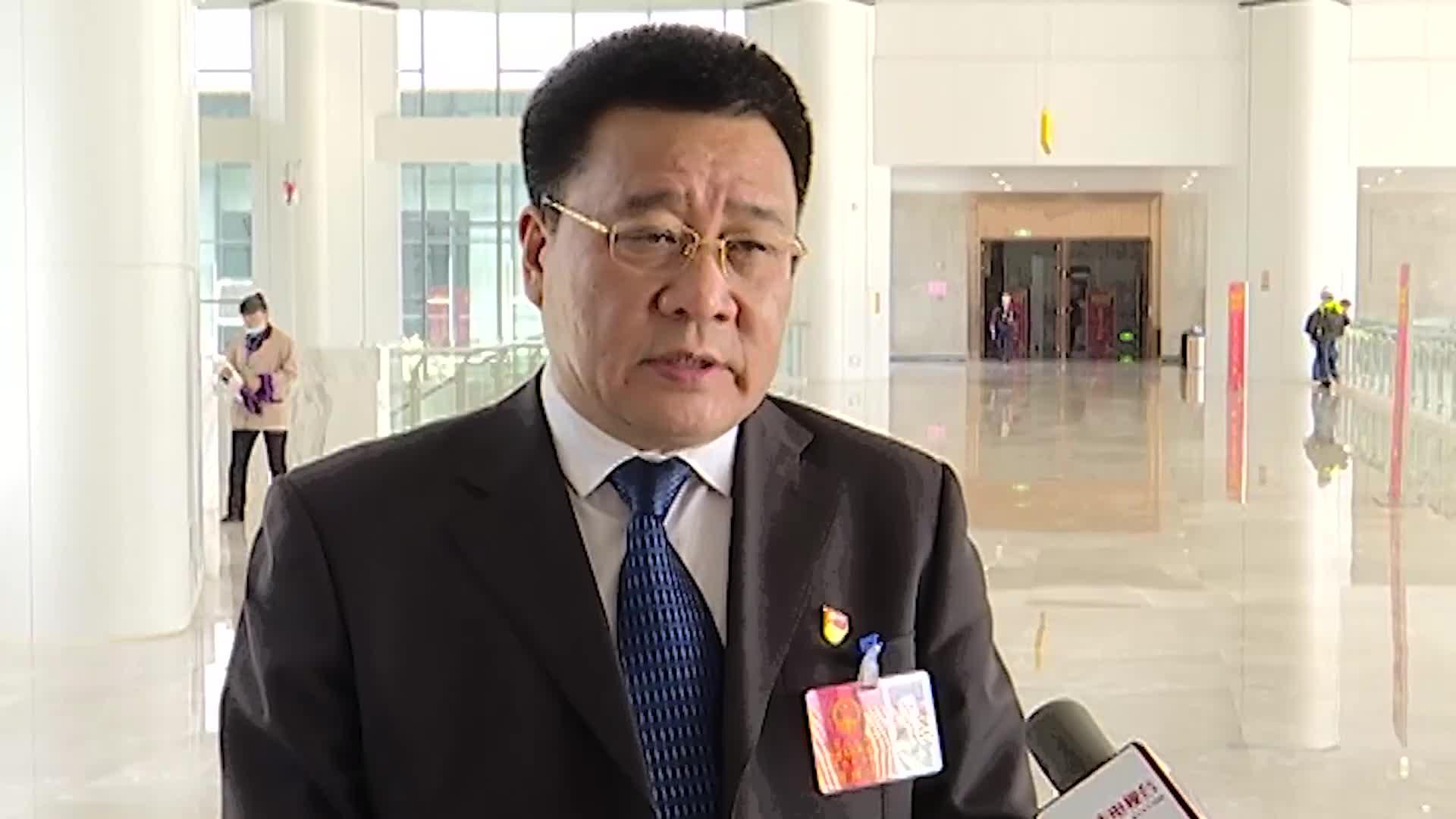 【短视频】代表委员有话说(一)