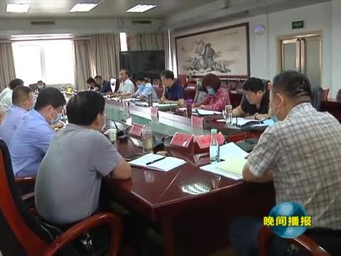 河南省根治拖欠农民工工资检查组到驻马店市检查考核