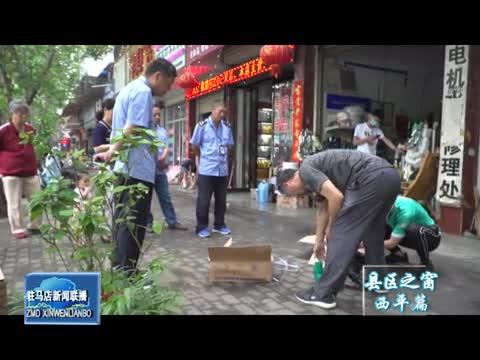 西平:开展抗旱物资市场检查