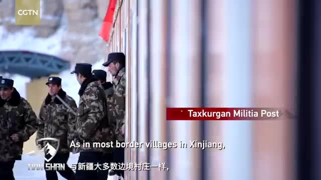 新疆一家三代护边员:与非法越境分子斗智斗勇