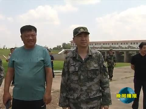 徐志坚到新蔡县调研指导防汛工作