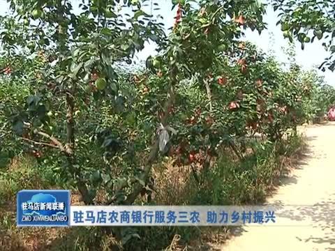 驻马店农商银行服务三农 助力乡村振兴