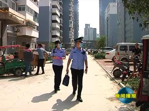 市公安局東高分局扎實推進安全隱患大排查百日行動