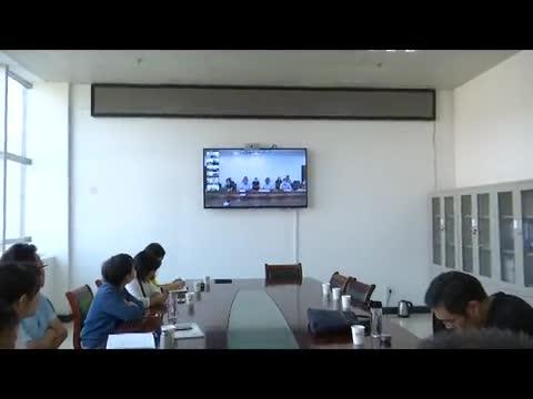 全省广播电视媒体脱贫攻坚宣传工作视频会议召开