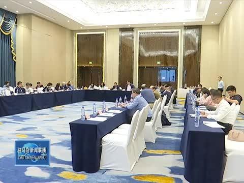 第三屆中國農民電影節科教影視創新發展論壇在我市舉行