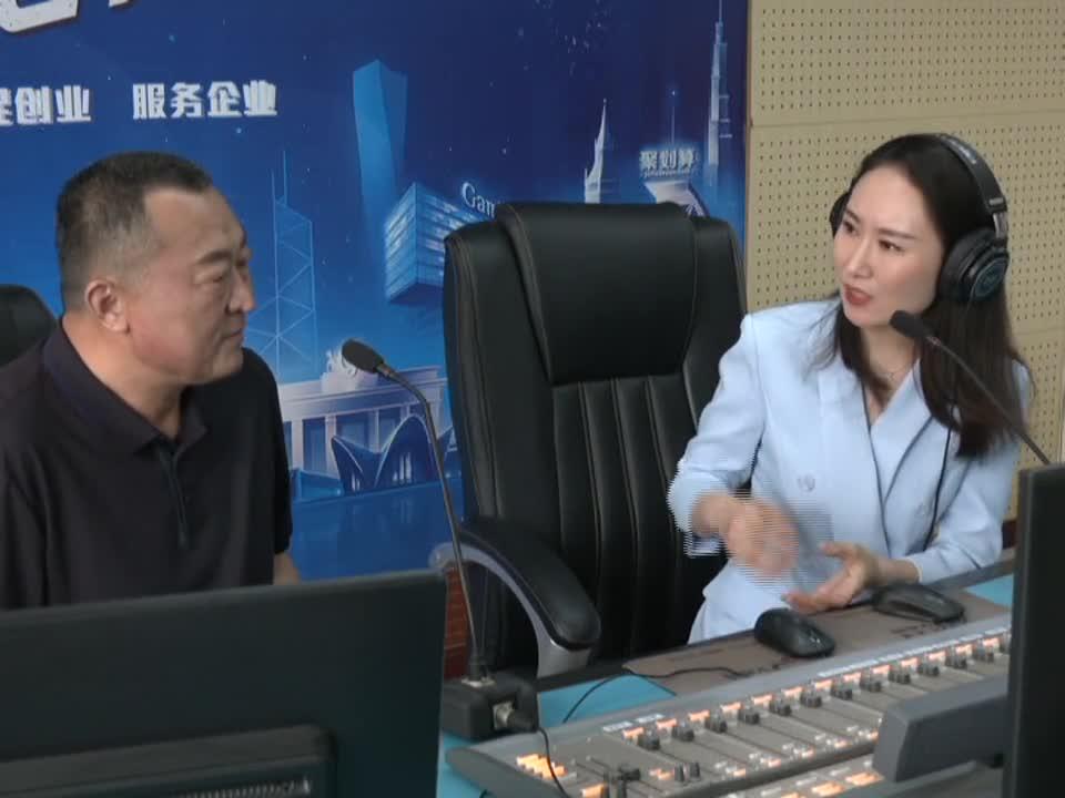 【图文+视频】良辰谷语创始人徐自力做客《你好,创客》
